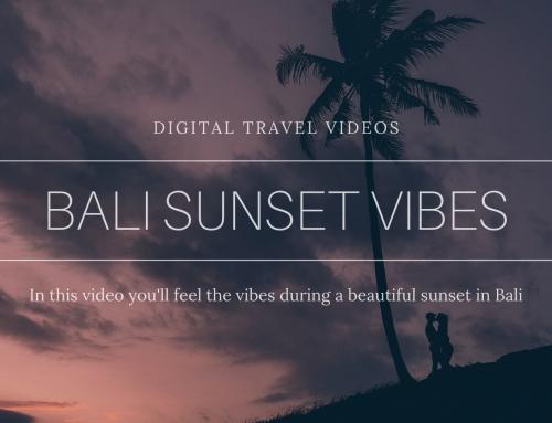 Bali Sunset Vibes