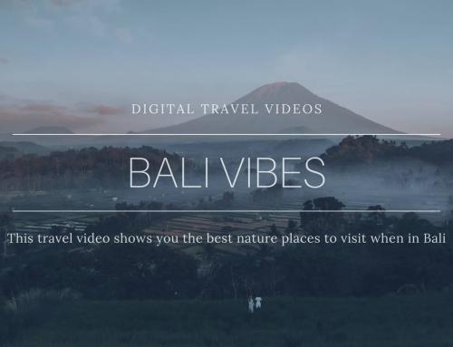 Travel film – Bali Nature Vibes