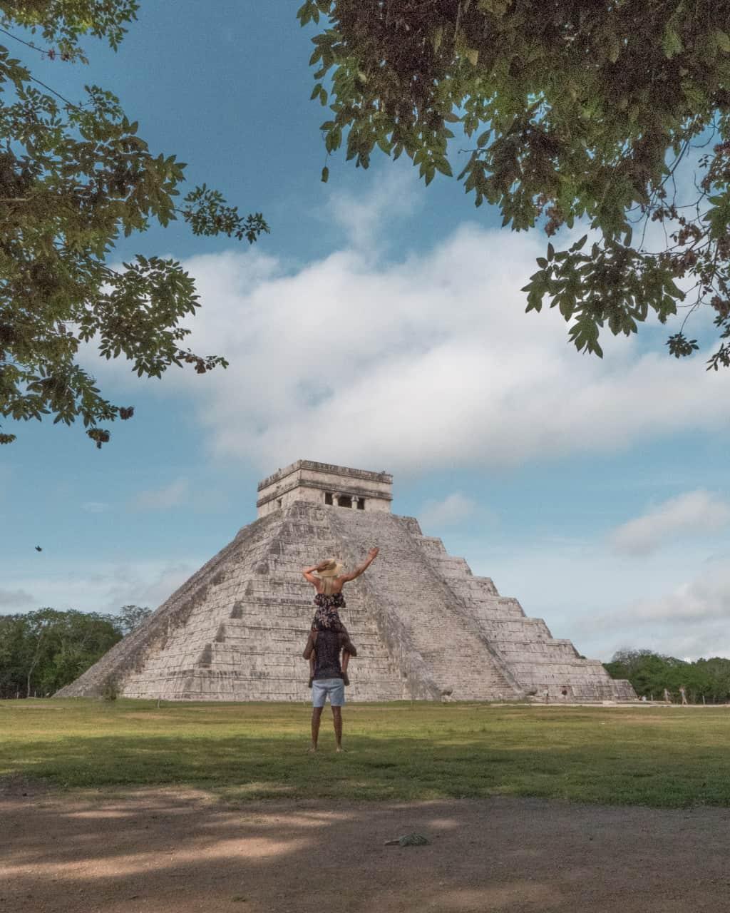 Chichen-Itza-Mexico