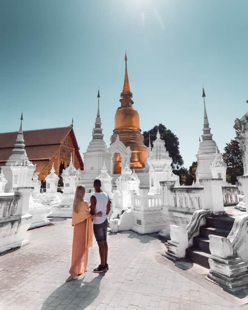 Wat-Suan-Dok-Chiang-Mai