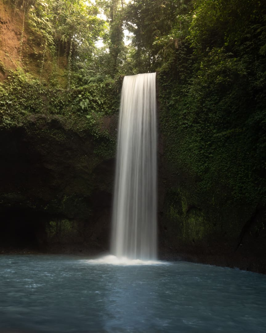 waterfall-tibumana-bali-long-exposure