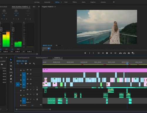 How to edit music to your video in Adobe Premiere Pro