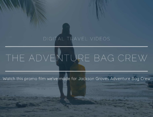 The Adventure Bag Crew – Jackson Groves
