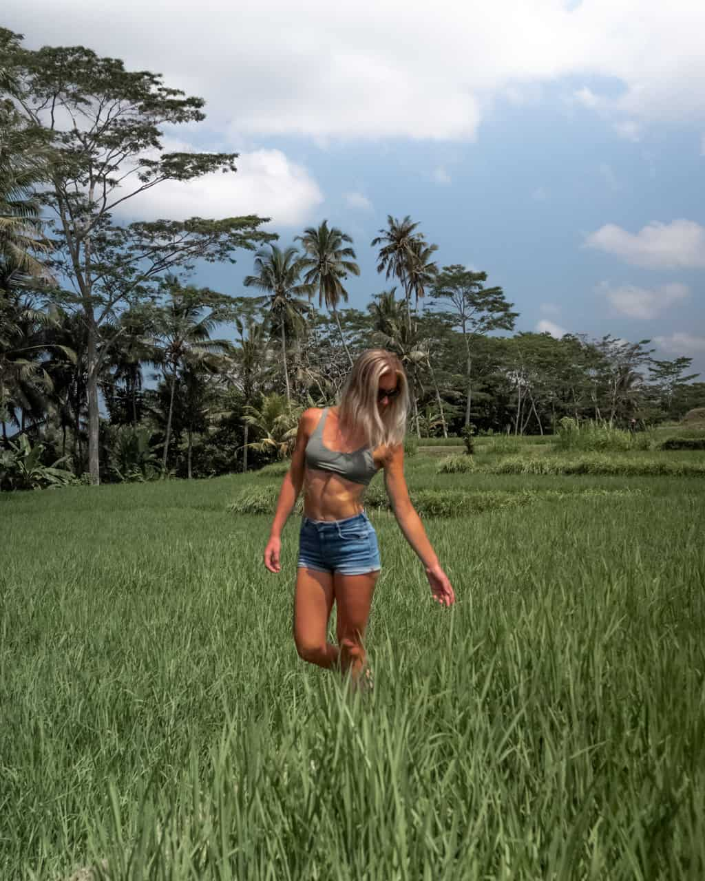 Tibumana-waterfall-bali-ricefield