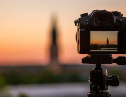 HOW TO MAKE A TIME LAPSE VIDEO