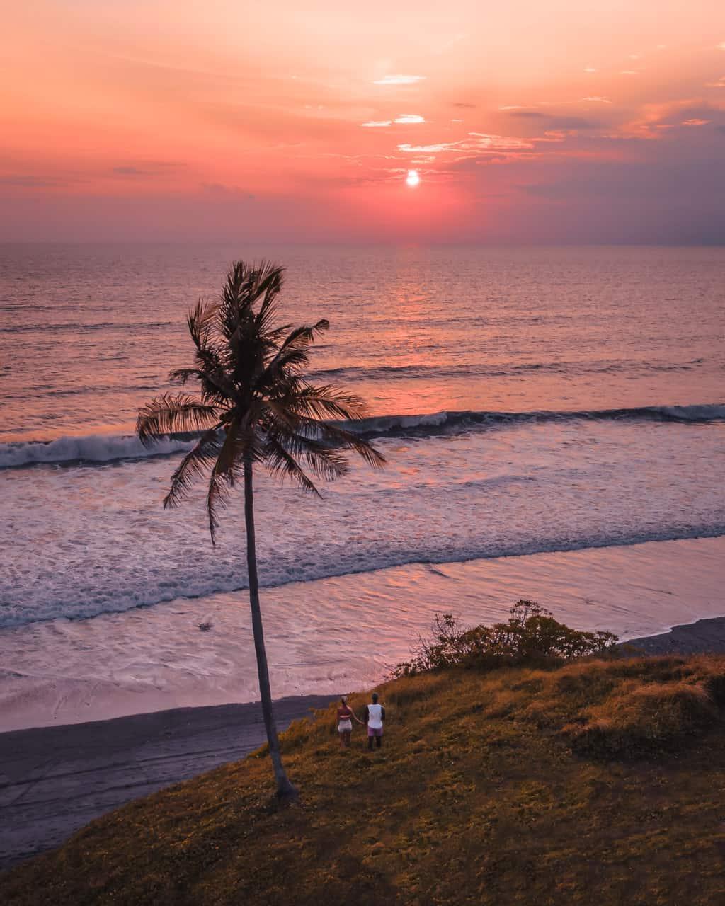 sunset-pigstone-beach-bali
