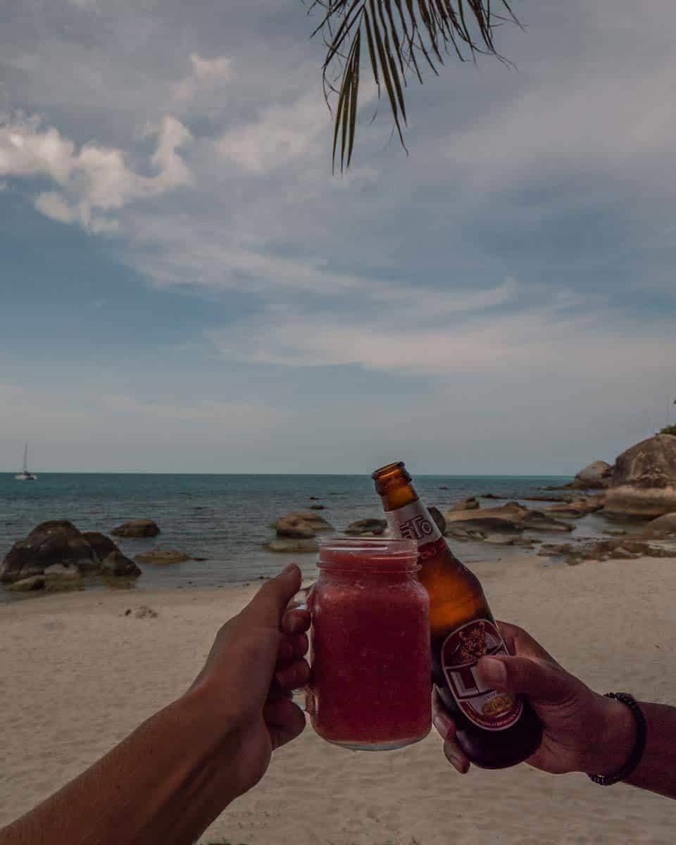silver-beach-drinks