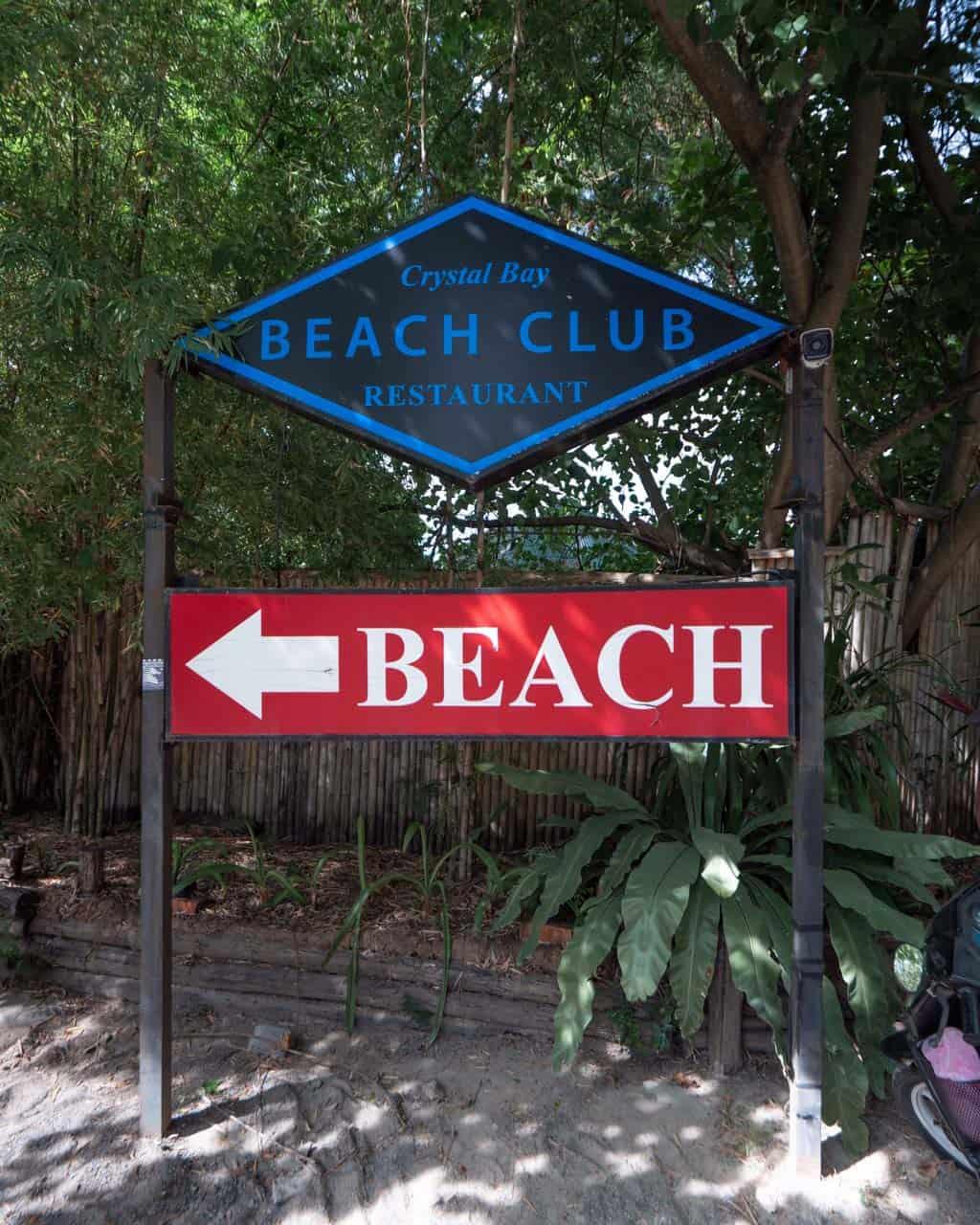 silver-beach-sign