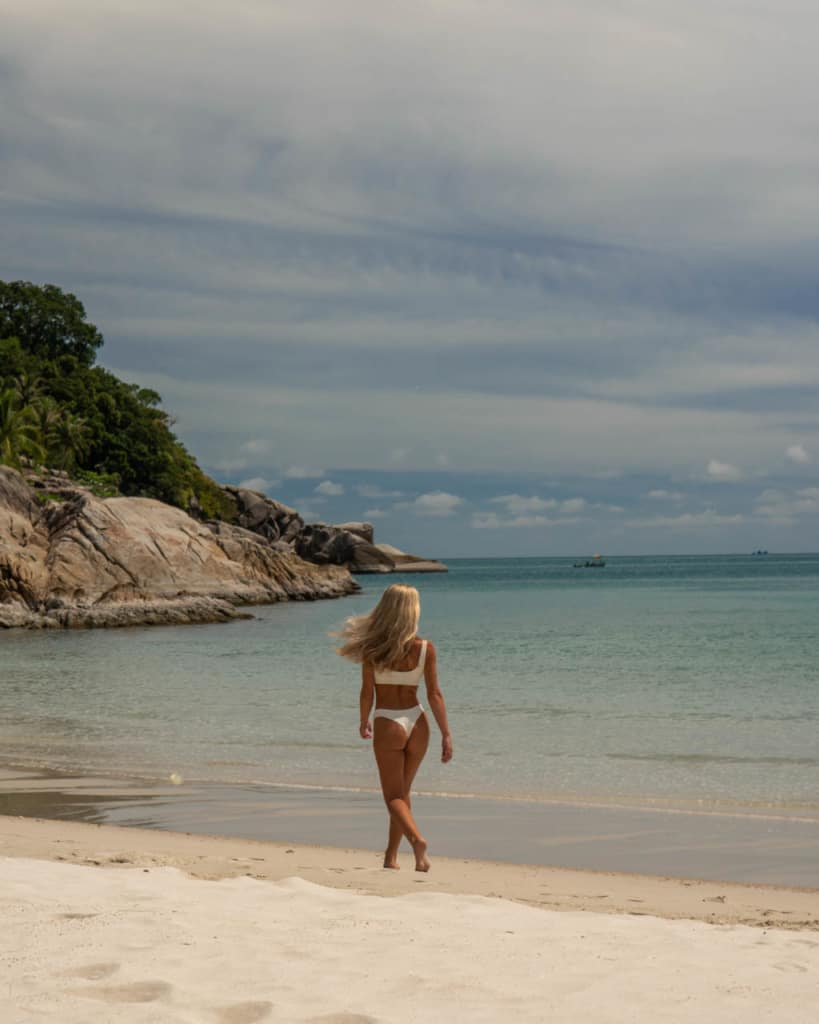 bottle-beach-koh-phangan-bikini