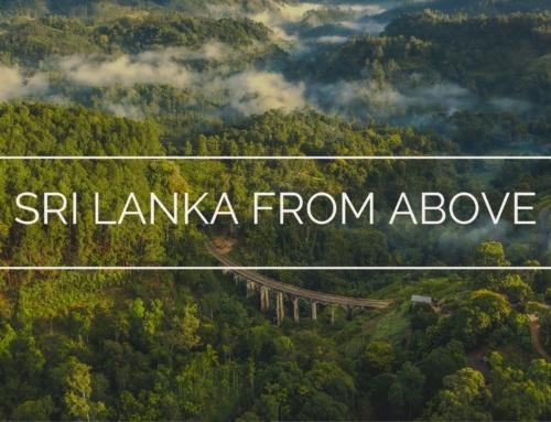 Sri Lanka from above – Cinematic aerial film DJI Mavic 2 Pro