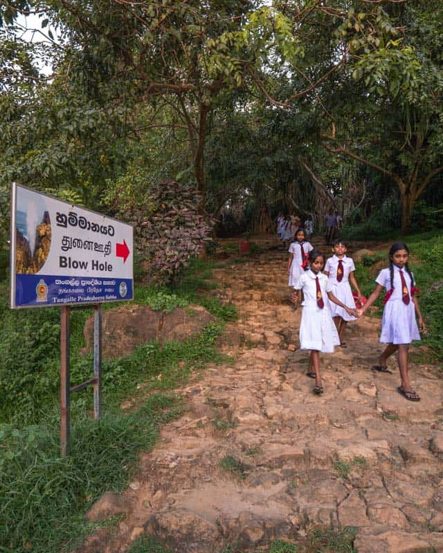 hiriketiya-Hummanaya-Blow-Hole-path-