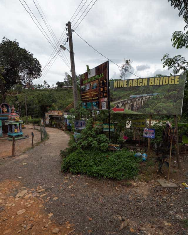 nine-arch-bridge-ella-sign