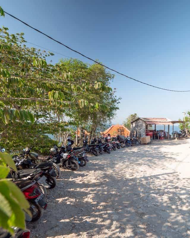 thomas-beach-bali-parking