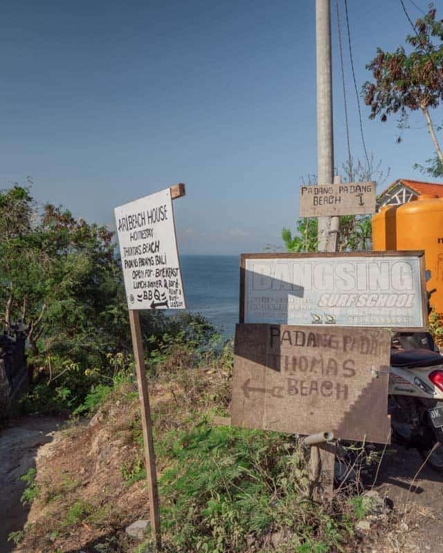 thomas-beach-bali-sign