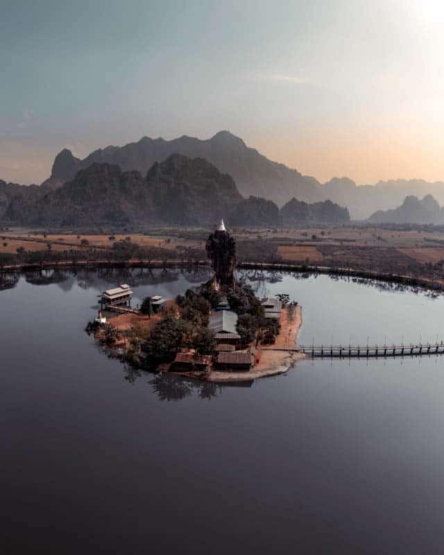 Kyauk-Kalat-Pagoda-Hpa-An