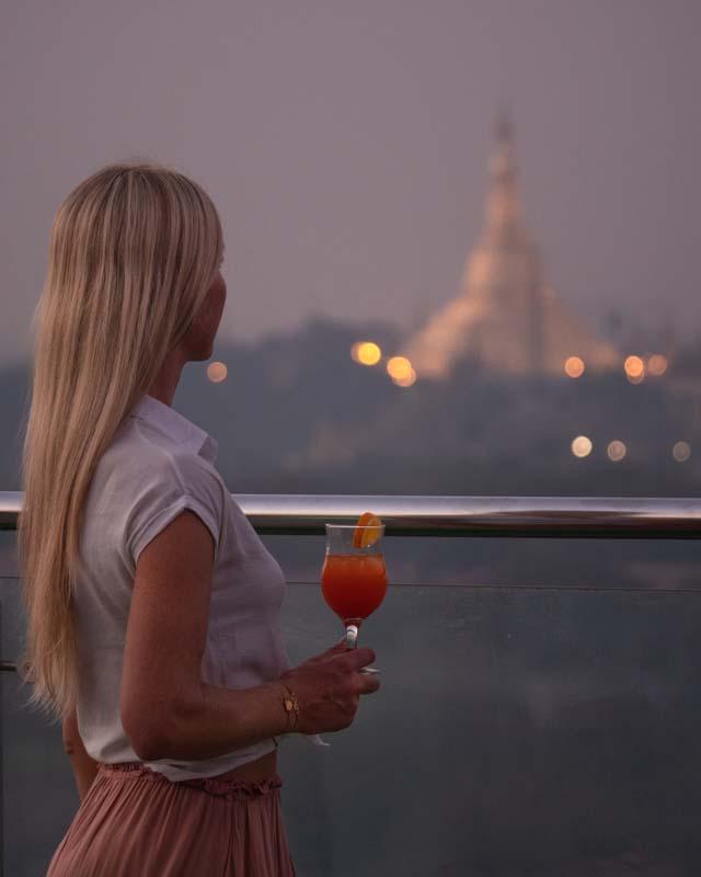 rooftopbar-yangon-view