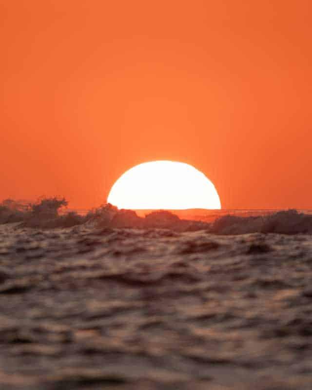 sunset-closeup