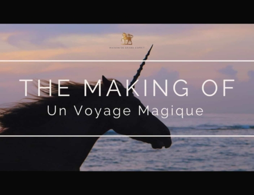The Making Of Un Voyage Magique- Maison de Grand Esprit Brand Film