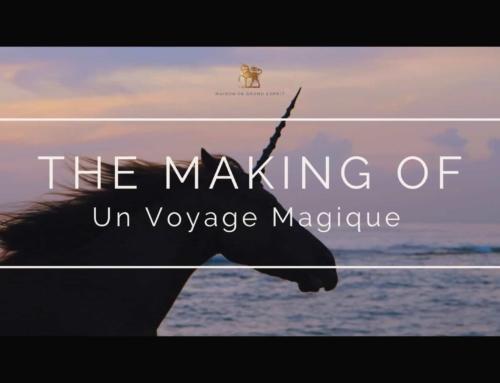 The Making Of Un Voyage Magique- Maison de Grand Esprit Brand Film