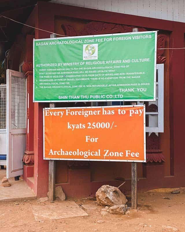 entrance-fee-bagan