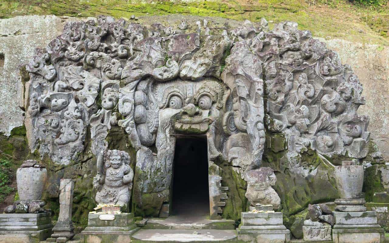 Goa-Gajah-Ubud-Bali