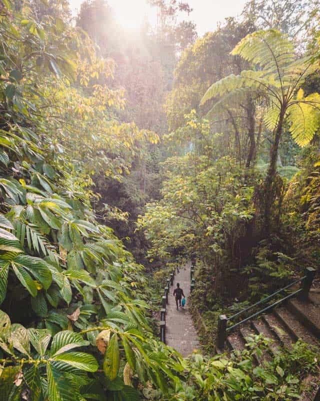 path-Benang-Stokel-Kelambu-waterfall