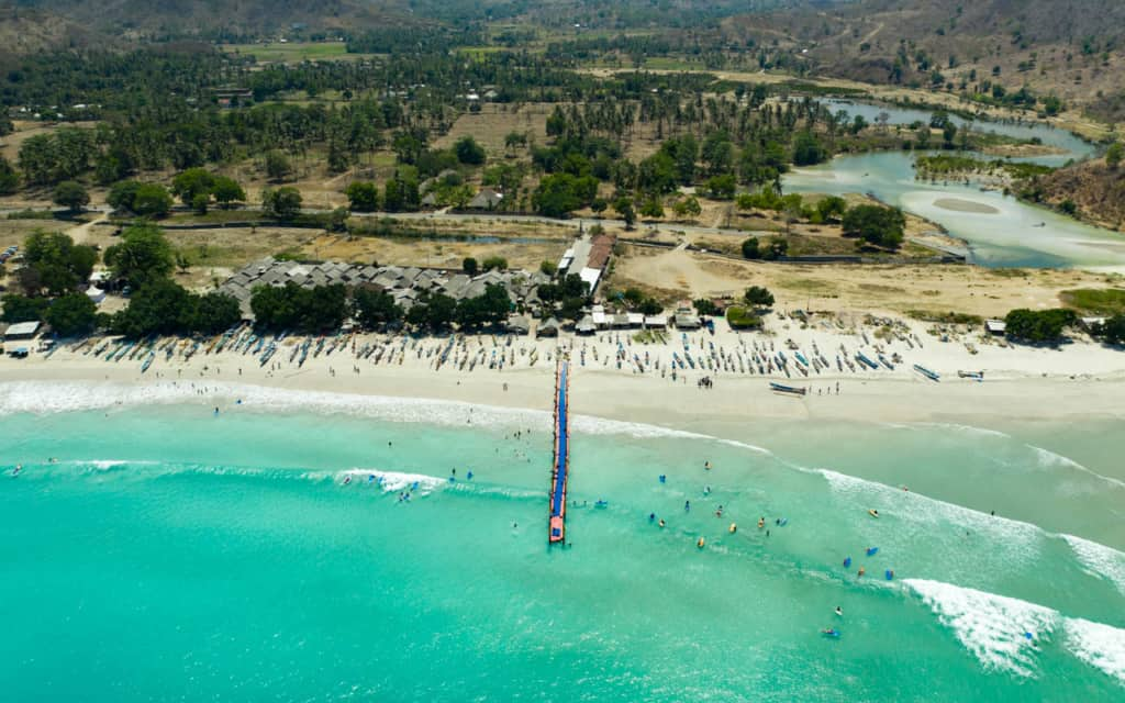 selong-belanak-beach-lombok-drone
