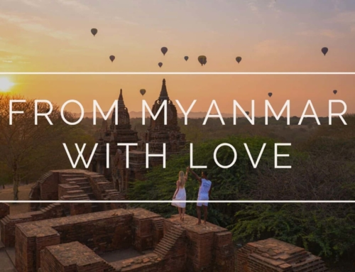 From Myanmar With Love l Short Travel Film Myanmar