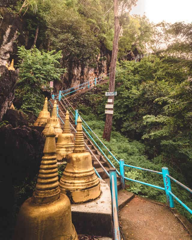tiger-cave-temple-krabi-stairs