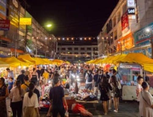 KRABI NIGHT MARKET – A must visit in Krabi Thailand!