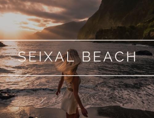 Seixal Beach Madeira l Praia Seixal
