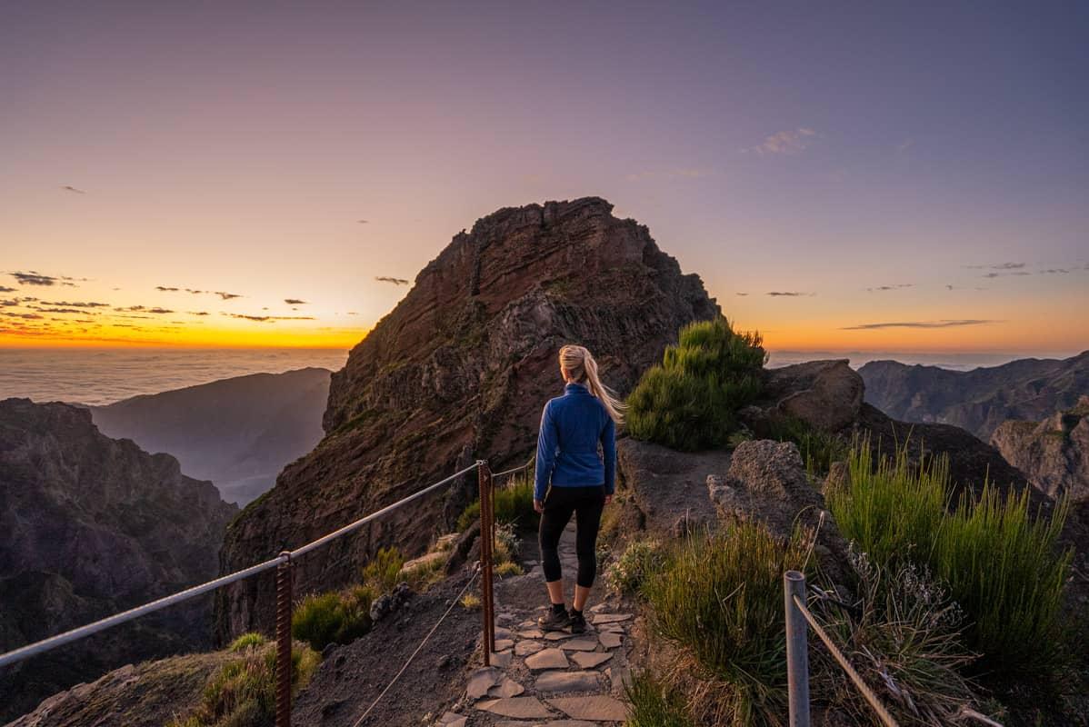 sunset-pico-do-arieiro