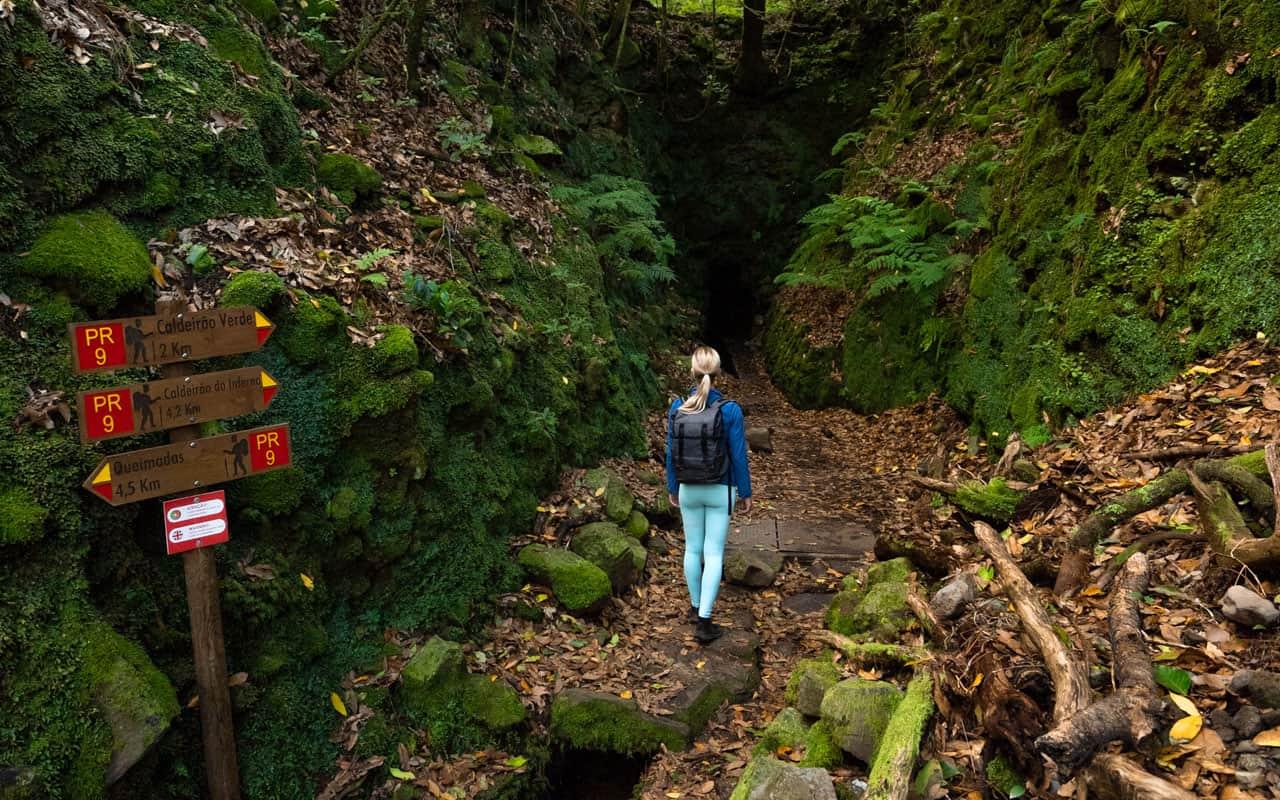 tunnel-entering
