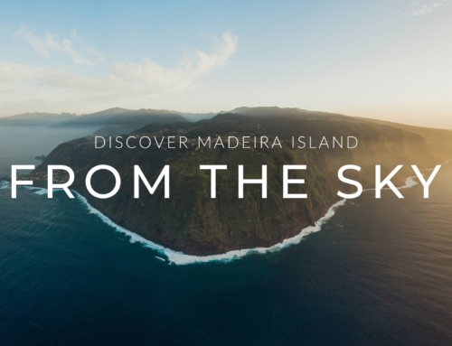 Discover Madeira Island From The Sky l Cinematic Aerial Film