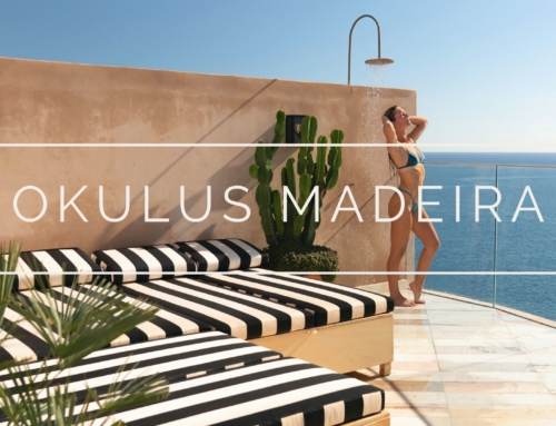 Seafront boutique house in Madeira Funchal l Okulus Madeira